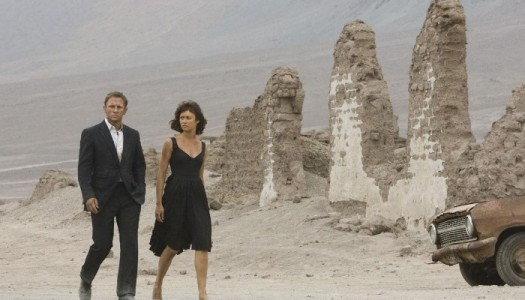 007 – Quantum of Solace