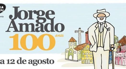 100 Anos de Jorge Amado: O Romance, a Bahia e o Cinema