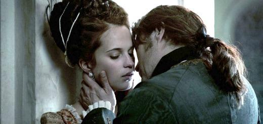 O Amante da Rainha