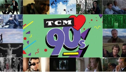 Anos 90 invadem o TCM