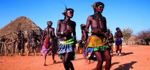 Hereros Angola