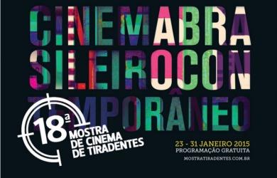 Vem aí a 18ª Mostra de Cinema de Tiradentes