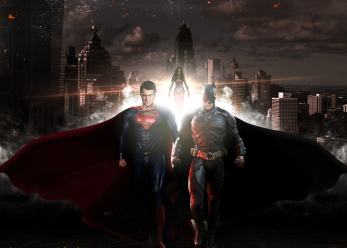 Batman vs Superman : A Origem da Justiça