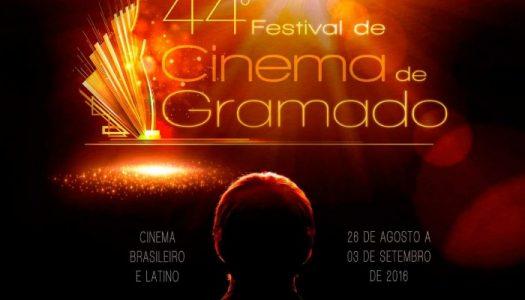 44º Festival de Gramado anuncia selecionados