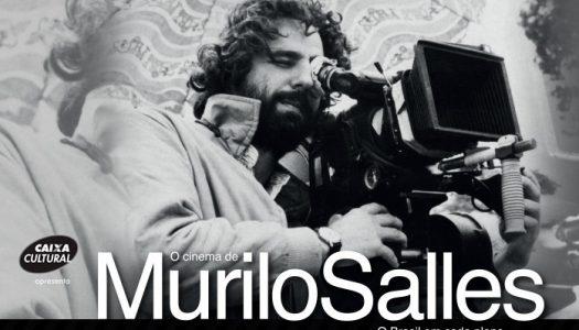 O cinema de Murilo Salles é tema de mostra na Caixa Cultural do Rio