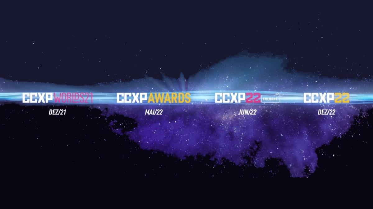CCXP Worlds 21 chega com novidades | Cenas de Cinema | CCXP